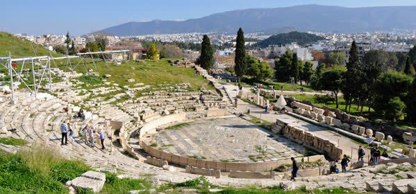 Things to do in Athens - Acropolis Theatre of Dionysus