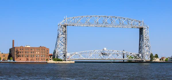 Things to do in Duluth - Aerial Lift Bridge
