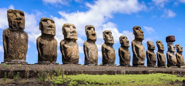 Things to do in Easter Island - Ahu Tongariki