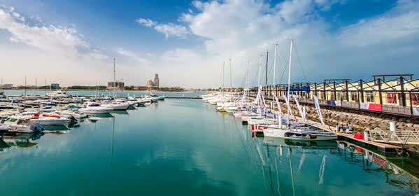 Things to do in Ras al Khaimah - Al Hamra Marina & Yacht Club