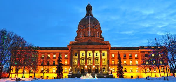 Things to do in Edmonton - Alberta Legislature Building