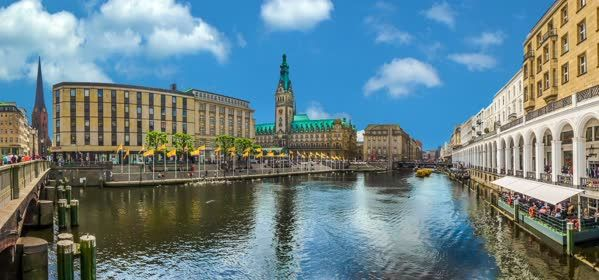 Things to do in Hamburg - Alster