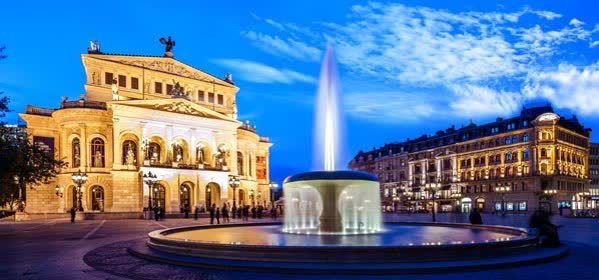 Things to do in Frankfurt - Alte Oper