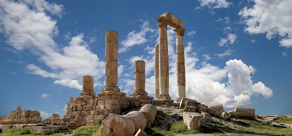 Things to do in Amman - Amman Citadel