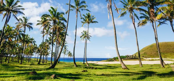 Things to do in Easter Island - Anakena beach