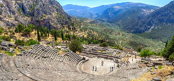Things to do in Delphi - Ancient Theater