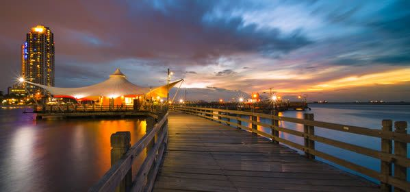 Things to do in Jakarta - Ancol Beach