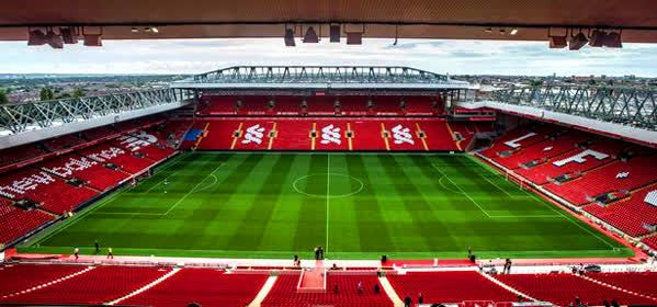 Things to do in Liverpool - Anfield Stadium