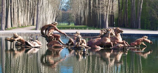Things to do in Chateau de Versailles - Apollo Fountain (Bassin d'Apollon)