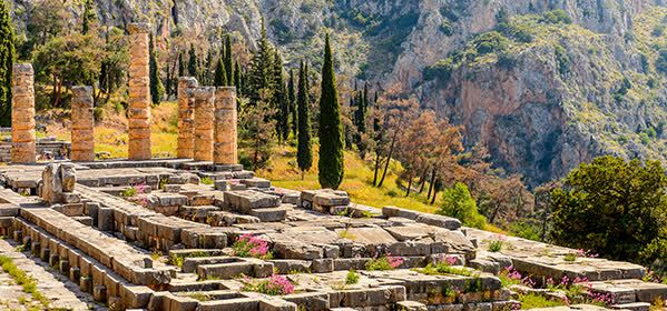 Things to do in Delphi - Apollo Temple