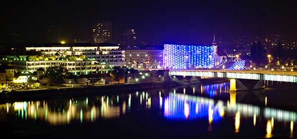 Things to do in Danube - Ars Electronica Center