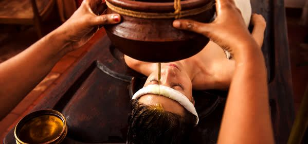 Things to do in Kochi - Ayurveda Shirodhara Treatment