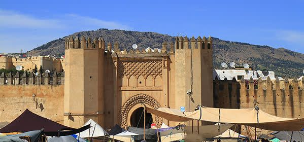 Things to do in Fes - Bab Chorfa