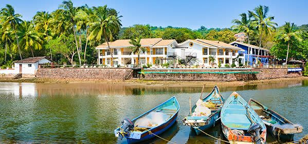 Things to do in Goa - Baga Beach