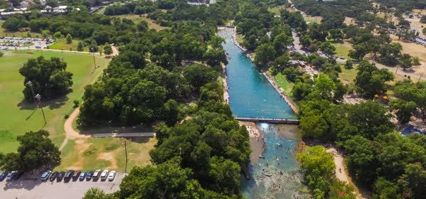 Things to do in Austin - Barton Springs Pool