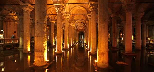 Things to do in Istanbul - Basilica Cistern