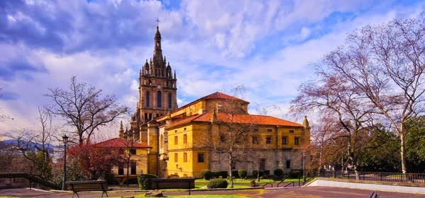 Things to do in Bilbao - Basilica of Begona