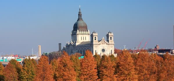 Things to do in Minneapolis - Basilica of Saint Mary