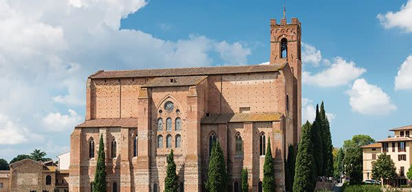 Things to do in Siena - Basilica of San Domenico