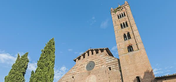 Things to do in Siena - Basilica of San Francesco