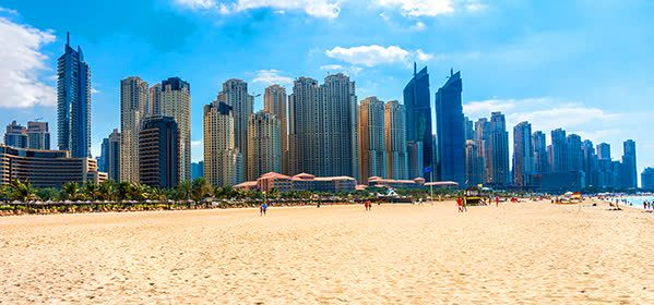 Things to do in Abu Dhabi - Beaches