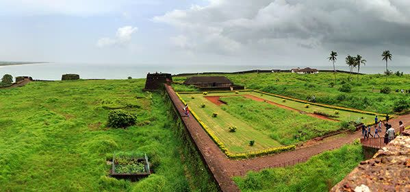 Things to do in Kerala - Bekal Fort