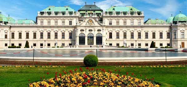 Things to do in Vienna - Belvedere Palace