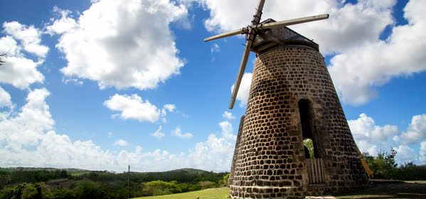 Things to do in Antigua - Betty's Hope Historic Sugar Plantation