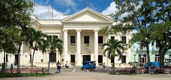 Things to do in Santa Clara - Biblioteca Provincial de Villa Clara José Martí