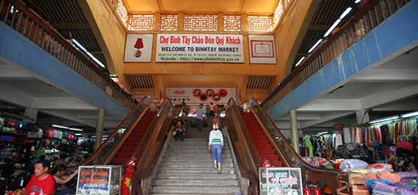 Things to do in Ho Chi Minh - Binh Tay Market