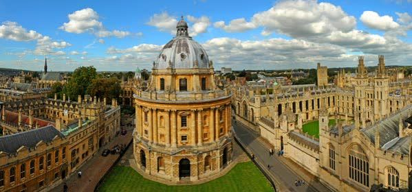 Things to do in Oxford - Bodleian Library
