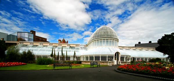 Things to do in Belfast - Botanic Gardens