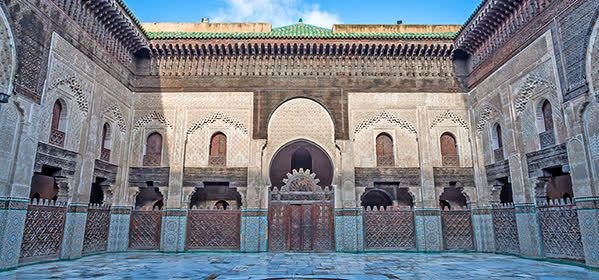 Things to do in Fes - Bou Inania Madrasa
