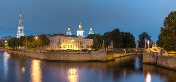 Things to do in Saint-Petersburg - Bridges of the Griboedov Canal