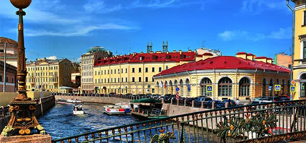 Things to do in Saint-Petersburg - Bridges of the Moika River