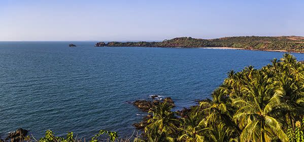 Things to do in Goa - Cabo Beach