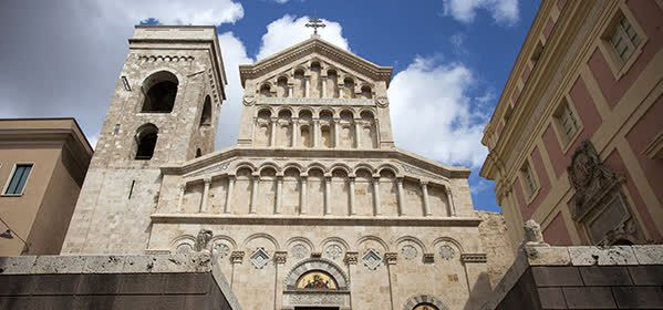 Things to do in Sardinia Island - Cagliari Cathedral