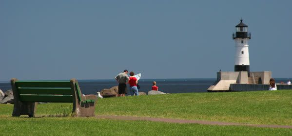 Things to do in Duluth - Canal Park