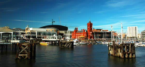 Things to do in Cardiff - Cardiff Bay