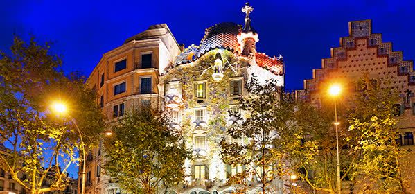 Things to do in Barcelona - Casa Batlló