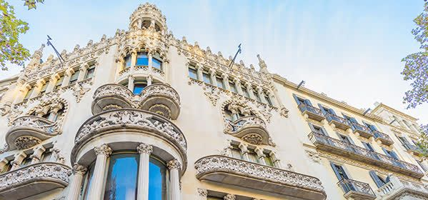Things to do in Barcelona - Casa Lleó Morera