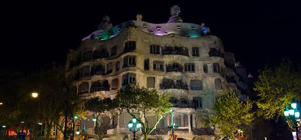 Things to do in Barcelona - Casa Milà