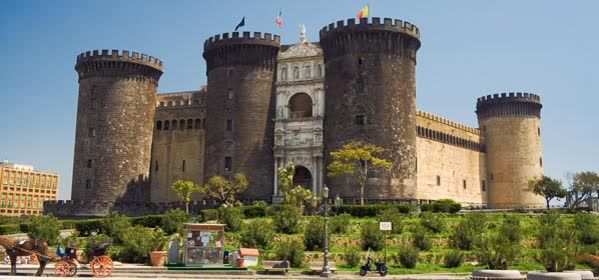 Things to do in Naples - Castel Nuovo