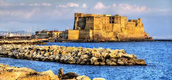 Things to do in Naples - Castel dell'Ovo