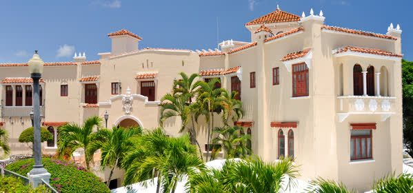 Things to do in Ponce - Castillo Serralles Mansion