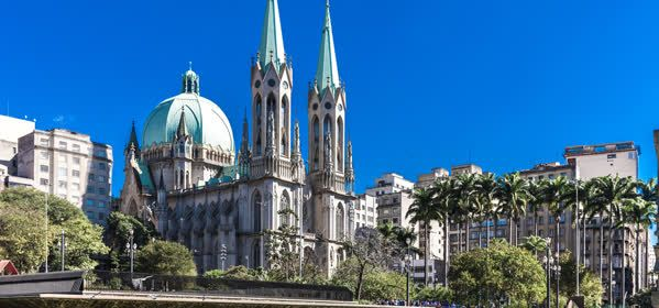Things to do in São Paulo - Catedral da Sé (the metropolitan cathedral)
