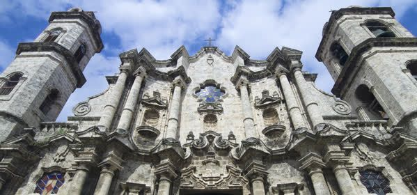 Things to do in Havana - Catedral de San Cristóbal
