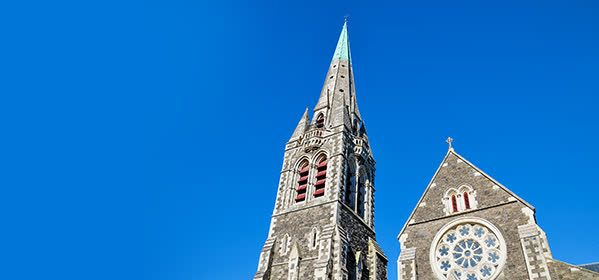 Things to do in Christchurch - Cathedral Square