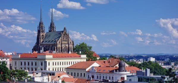 Things to do in Brno - Cathedral of Saints Peter and Paul
