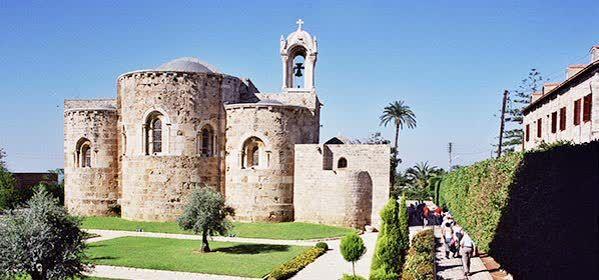 Things to do in Byblos - Cathedral of St John Marc